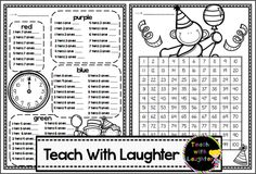 Teach With Laughter: New Year 2017 FREEBIE