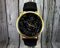 This watch is AMAZING. And only $15!? Keep time with the constellations