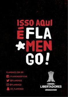 #IssoAquiéFlamengo
