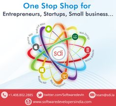 SDI One Stop Shop for entrepreneurs, startups, small business boost your business.