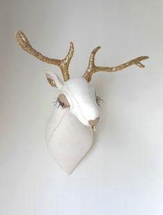 régine apollon | design d'intérieur: trophées de chasse