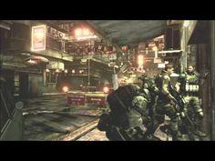 Resident Evil 6 Anthology - Walkthrough Resident Evil 6: Chris:Chapter 1: Part 1 - Difficulty Normal