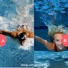 Do you swim shalow or do you swim deep? Click here to vote @ http://getwishboneapp.com/share/3445392