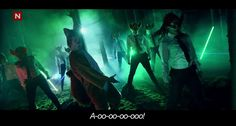 Ylvis - The Fox (What Does the Fox Say?) [Official music video HD] ----what does it say?  LOL!