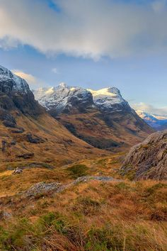 Three SIsters of Glencoe, Scotland