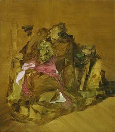 Lara Viana, untitled, 2011, 40 x 35 cm, oil on board