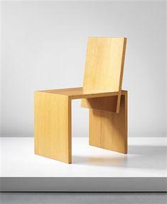 """Okazaki"" chair by Shigeru Uchida, circa 1991"