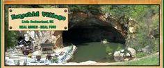 Emerald Village Gem Mining, Little Switzerland, NC