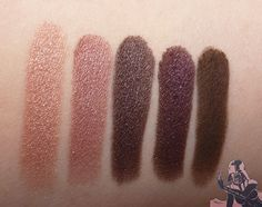 Pink Sith: MANNA Cosmetics Plum Crazy Eyeshadow Palette - Review, Pictures, Swatches
