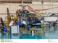 helicopter mechanic at work - Google Search