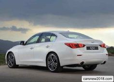 Started production 2018-2019 Infiniti Q50