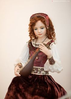 """Black Noize Cathedral - """"Кукольная коллекция 2012"""". Фотоотчет №2, закрепляющий"""