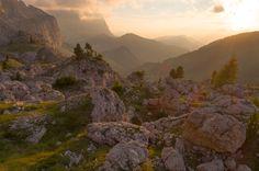 Wonderland - Passo Gardena -Dolomites