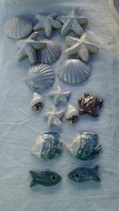 Como uma onda no mar... cerâmica.