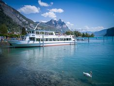 "Die ""Quinten"" der Walensee Schiffahrt Water, Outdoor, Europe, Tourism, Viajes, Gripe Water, Outdoors, Outdoor Living, Garden"