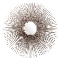 Pols Potten - Prickle Mirror - Nickel