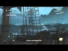 Assassin's creed 4 PS4 Gameplay Part 1