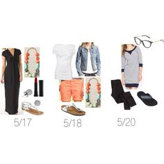 Cute & Comfortable Summer vacation outfits