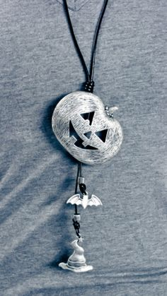The kids in class would love this necklace for Halloween