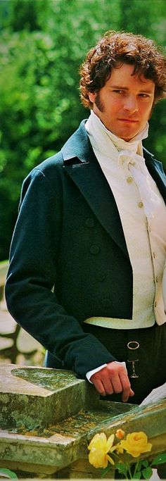 Colin Firth as Mr. Darcy #Darcy #PrideandPrejudice