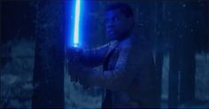 Star Wars' official Instagram account has posted a new teaser trailer for The Force Awakens, seeing John Boyega's Finn and Adam Driver's Kylo Ren prepare to clash lightsabers.