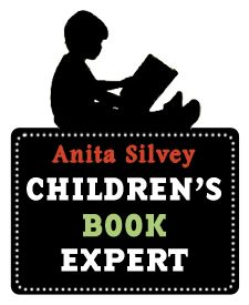 Anita Silvey, children's book author and educator; her blog was designed first, her website created to match it.