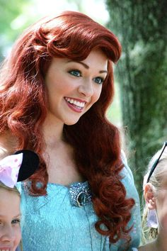 Ariel Face Character