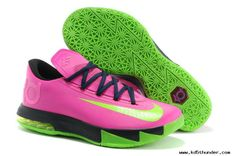wholesale dealer 472cc 23864 Authentic 599424 108 Pink Nike Zoom KD 6 Nike Zoom, Pink Sale, Nike Kd