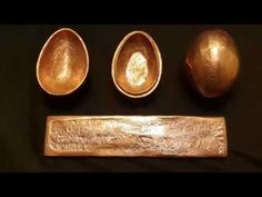 Making Copper Eggs - Melting Scrap Copper Pipe Copper Casting, Metals, Scrap, It Cast