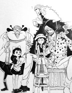 Família Donquixote