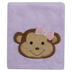Burp Cloth Tutorial, Crib Blanket, Baby Blankets, Childrens Beds, Little Monkeys, Baby Swaddle, Burp Cloths, Gifts For Girls, Future Baby