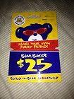 $25 Build A Bear Gift Card - BEAR, Build, card, GIFT