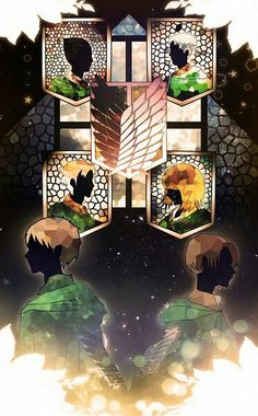 Attack on Titan || Shingeki no Kyojin || AOT || SNK