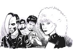 The Cramps by Mário Labate