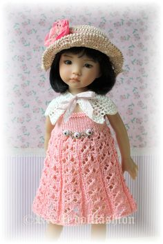 "Dianna Effner 13"" Little Darling Doll"