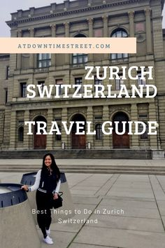Zürich is a 3.5HRS drive from Strasbourg, France. The sight on the way is so pretty, I suggest you don't sleep in the car and just take it all in. It was autumn and the color of the leaves is just mesmerizing. Yes, I'm that simple. I fancy roads with trees and mountain views. That's my kind of happy, what's yours? Packing For Europe, Europe On A Budget, Europe Travel Guide, Europe Destinations, Travel Guides, Visit Switzerland, Central Europe, Future Travel, European Travel