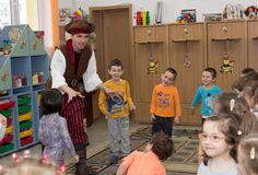 Personaje Petreceri Copii - Pirat