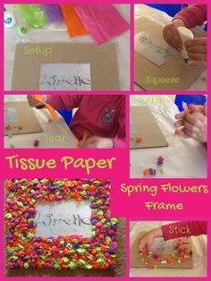 Tissue Paper Spring