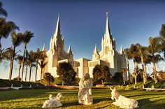 LDS Posters and Art | ... - San Diego Lds Temple Nativity Fine Art