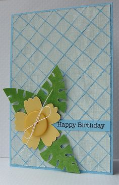 Core'dinations Birthday Card by Lucy Abrams, via Flickr
