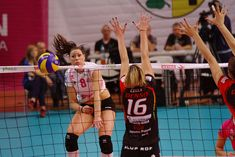 Volleyball Attacking Rules: What Is A Spike In Volleyball?   Your attack hit happens after your setter or another player has delivered the ball to you to ideally, take a three step or four step spike approach to hit it over the net. (Jaroslaw)