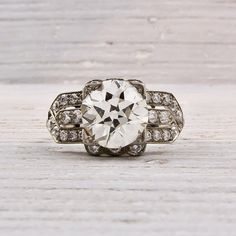 Vintage ring :) yes please
