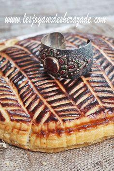 Recette de galette des rois à la vraie frangipane