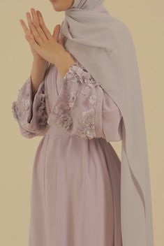 Hijab Fashion, Fashion Outfits, Dresses With Sleeves, Long Sleeve, Style, Womens Fashion, Gowns, Swag, Fashion Suits