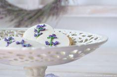 Chèvre culinaire: Oatmeal Cookies // Lavender // Haferkekse mit Lavendel