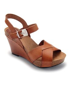 7b5fbde778b3 Scholl Brown Atiris Wedge. Garment DistrictWedge HeelsShoes SandalsWedges CribsWedge
