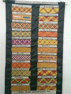 Tipos de bordado de cadenilla en hupil y falda, Istmo de Tehuantepec, tehuana. Mexican Embroidery, Boho, Quilts, Blanket, Personalized Items, Heart, Love, Home, Types Of Embroidery