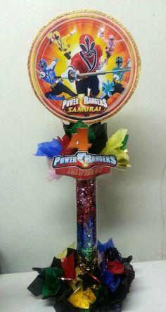 Power Rangers #Centerpiece