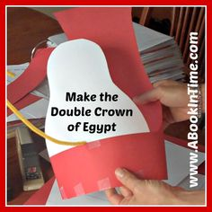 Make a Double Crown of Egypt