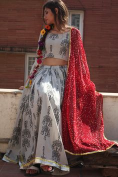 I would actually turn this into a salwar / churidar